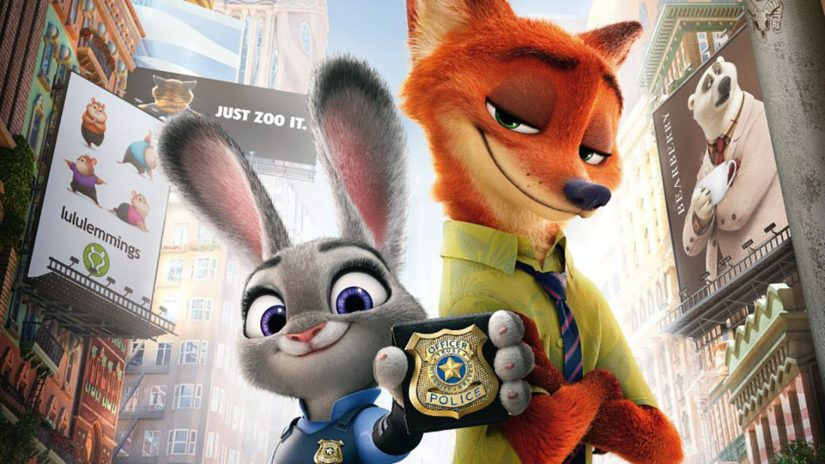 Zootopia Blu-ray Review