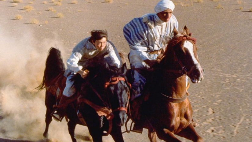 The Black Stallion Returns Blu-ray Review