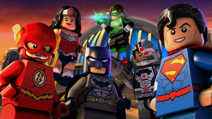 LEGO DC Comics Superheroes: Justice League Gotham City Breakout Blu-ray Review