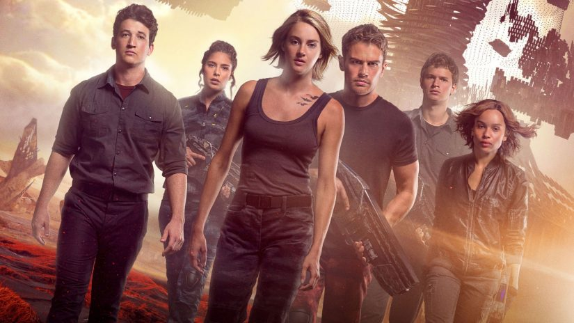 The Divergent Series: Allegiant UHD Review