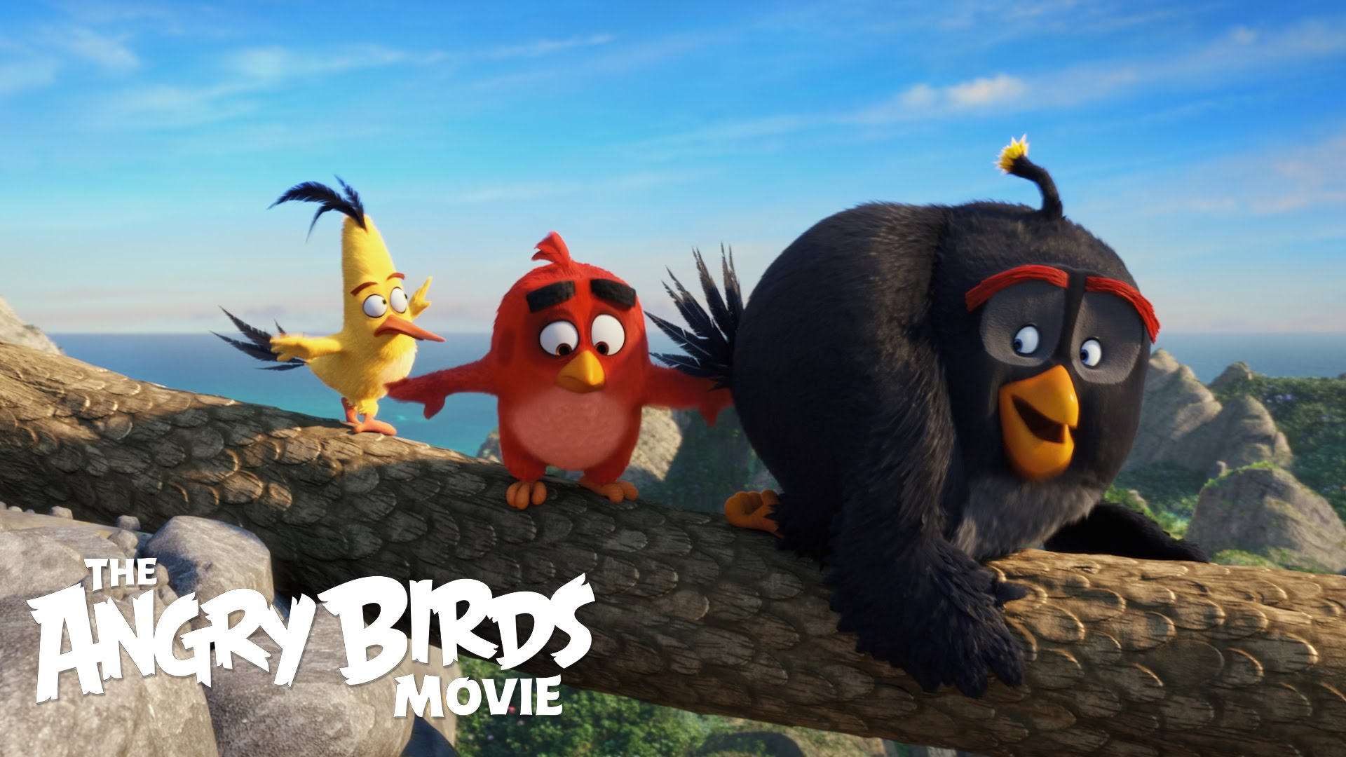 Angry Birds Movie Uhd 3d Blu Ray Review