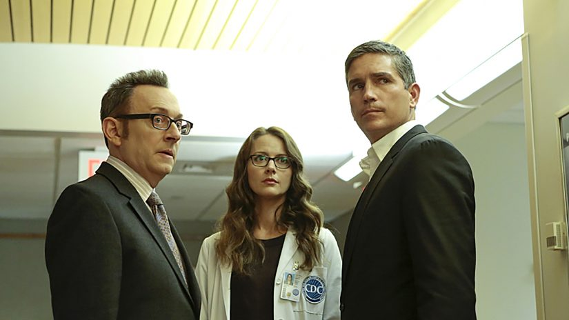 Person of Interest: The Complete Fifth and Final Season Blu-ray Review