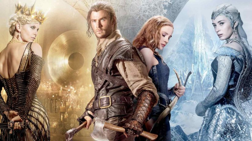 The Huntsman: Winter's War UHD Review
