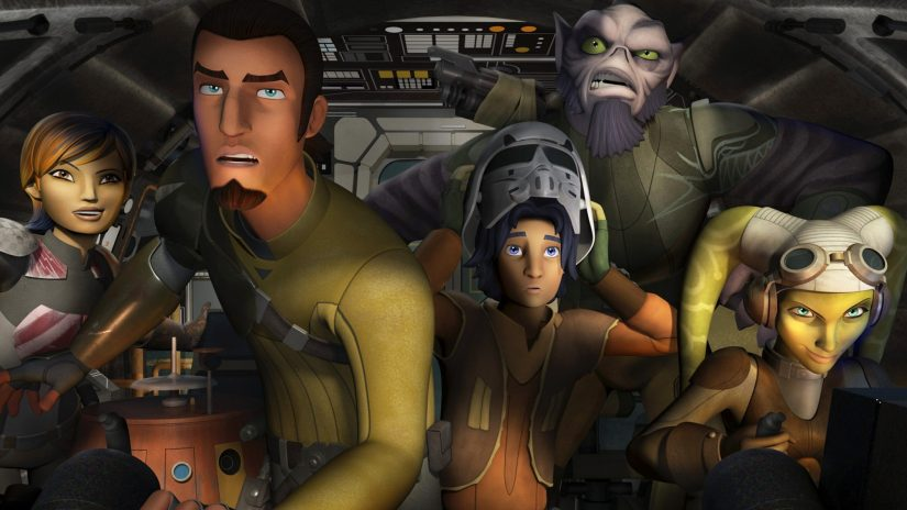 Star Wars Rebels: Complete Season Two Blu-ray Review