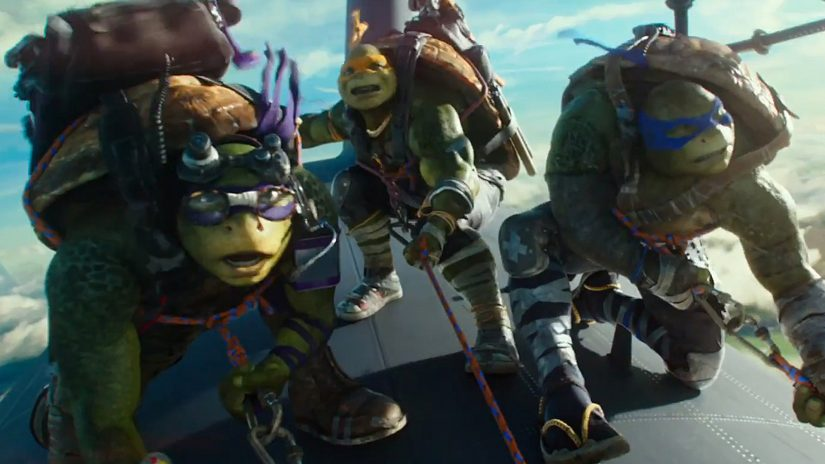 Teenage Mutant Ninja Turtles: Out of the Shadows UHD Review