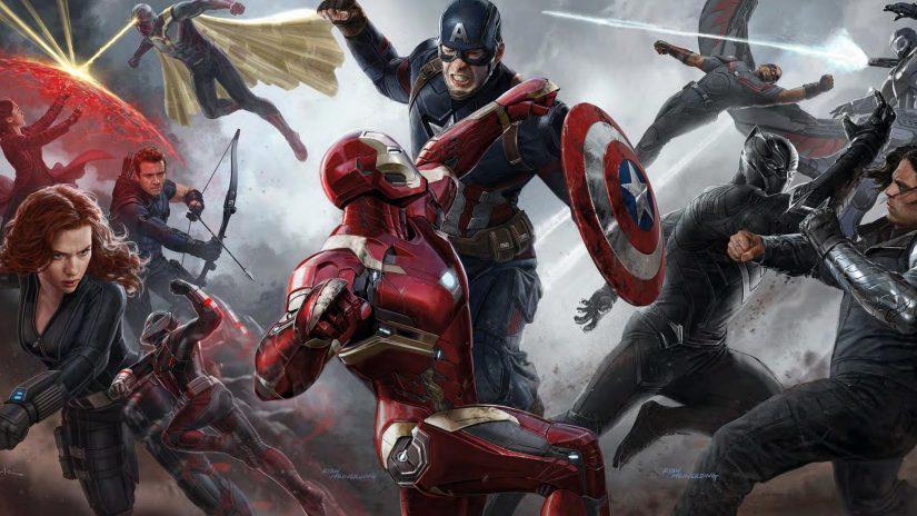 Captain America: Civil War 3D Blu-ray Review