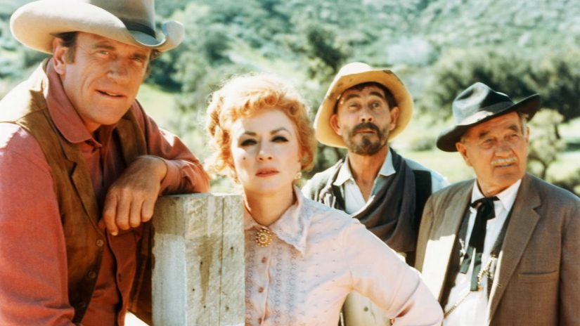 Gunsmoke: The Twelfth Season, Volume 1 DVD Review
