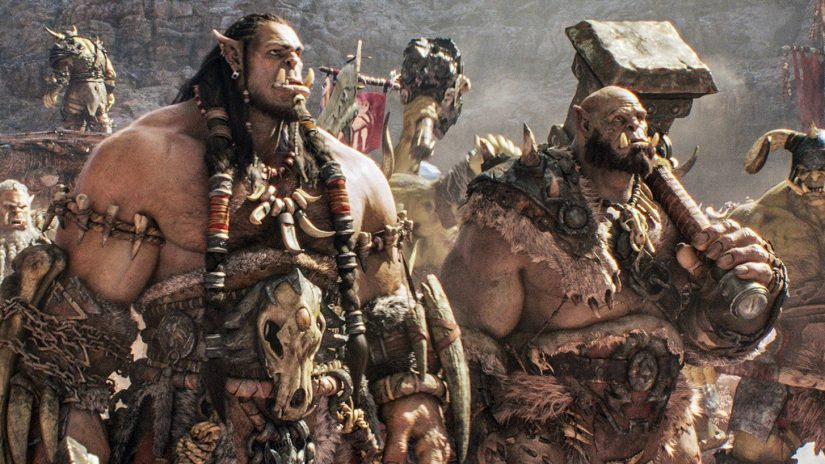 Warcraft Blu-ray Review
