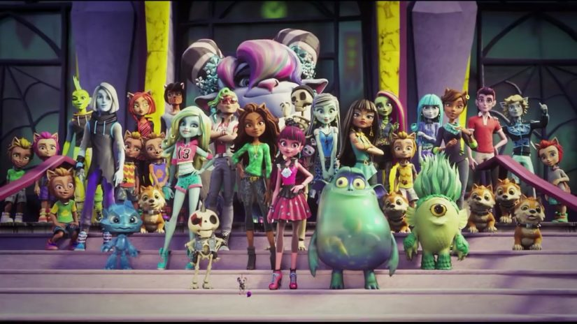 Welcome to Monster High Blu-ray Review