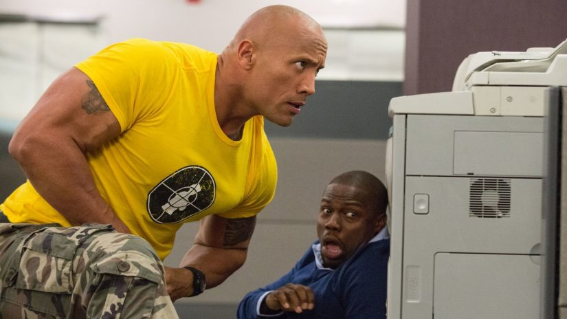 Central Intelligence UHD Review