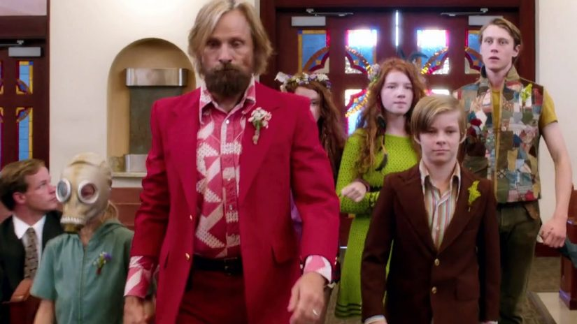 Captain Fantastic Blu-ray Review