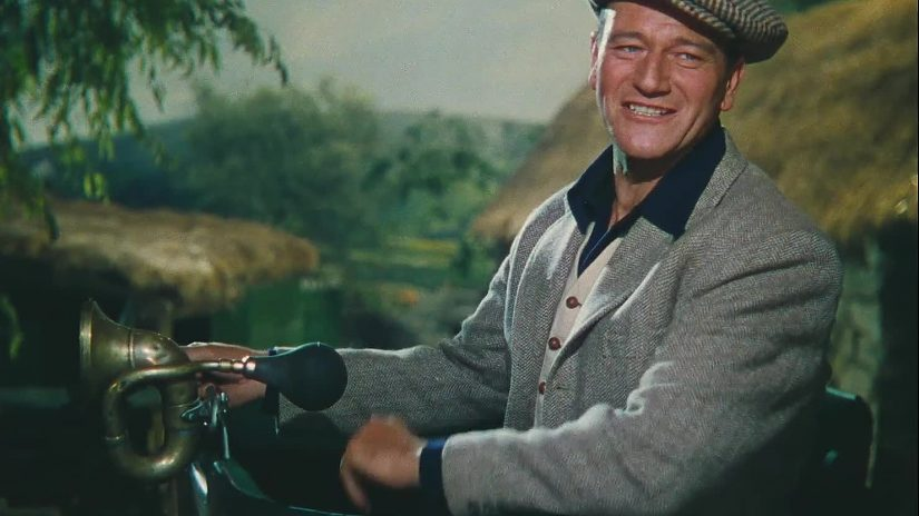 The Quiet Man: Olive Signature Collection Blu-ray Review