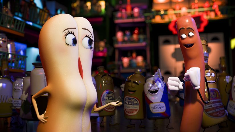 Sausage Party UHD Review