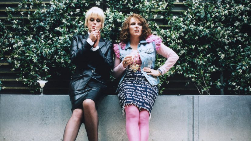 Absolutely Fabulous: The Movie Blu-ray Review