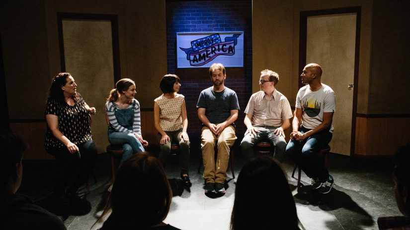 Don't Think Twice Blu-ray Review