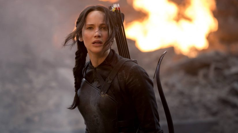The Hunger Games: Mockingjay Part 1 UHD Review