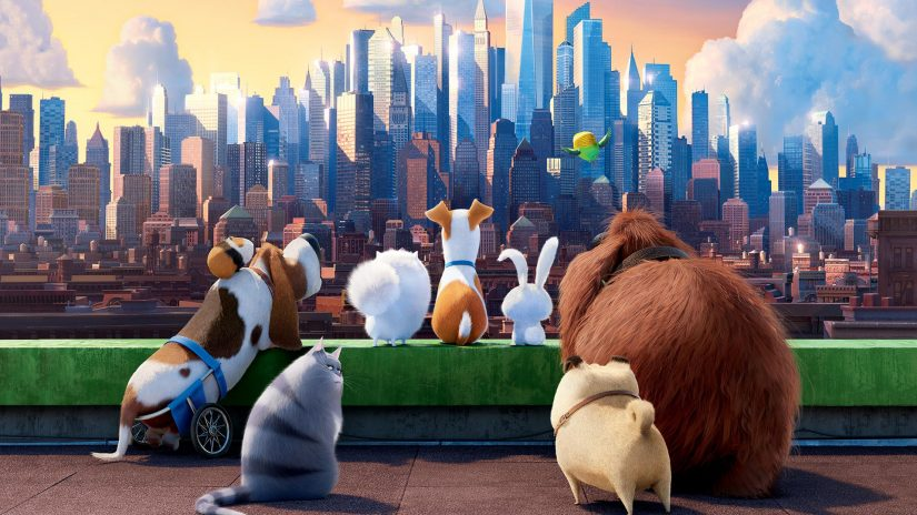 The Secret Life of Pets UHD Review