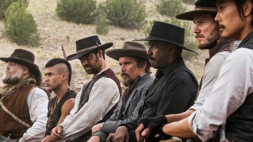The Magnificent Seven UHD Review