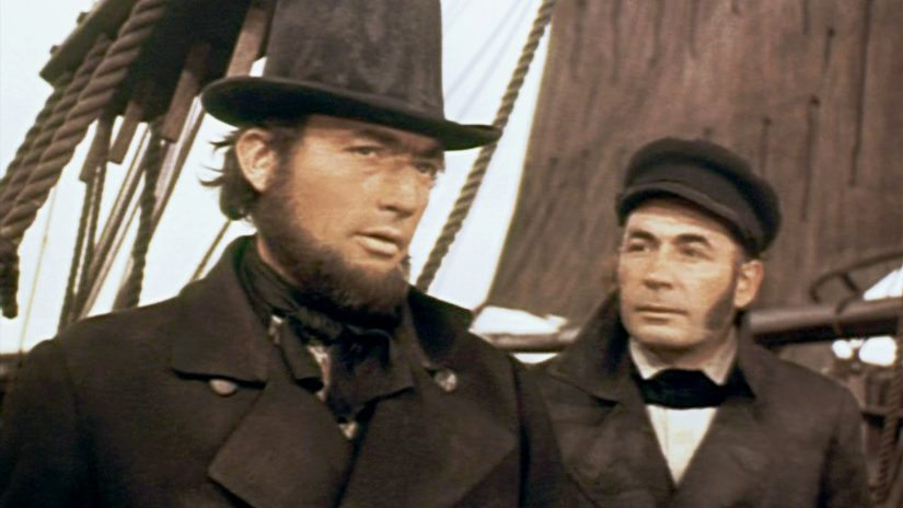 Moby Dick (1956) Blu-ray Review