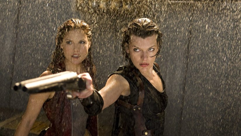Resident Evil: Afterlife UHD Review