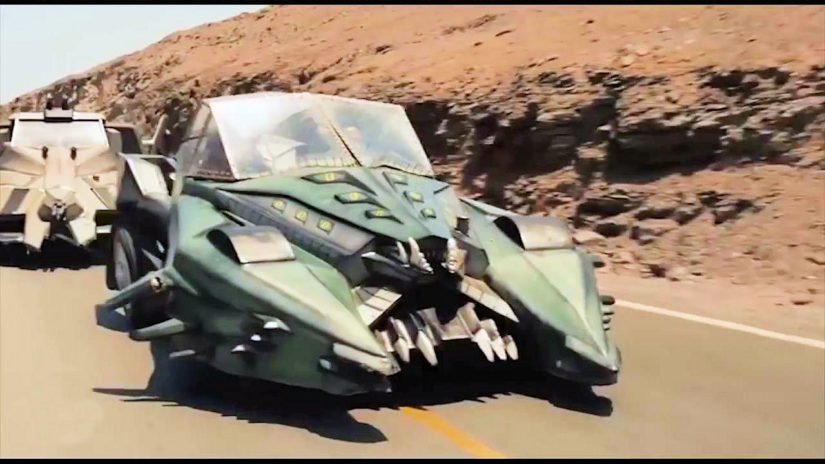 Roger Corman's Death Race 2050 Blu-ray Review