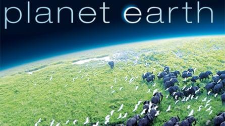 Planet Earth is Back; In 4k