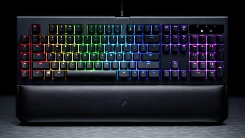 Razer BlackWidow Chroma V2 Mechanical Keyboard Review