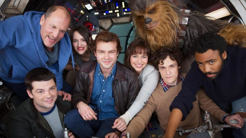 Star Wars: Han Solo Prequel Cast Photo Released