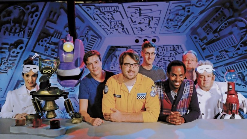 MST3K Is Coming To NetFlix