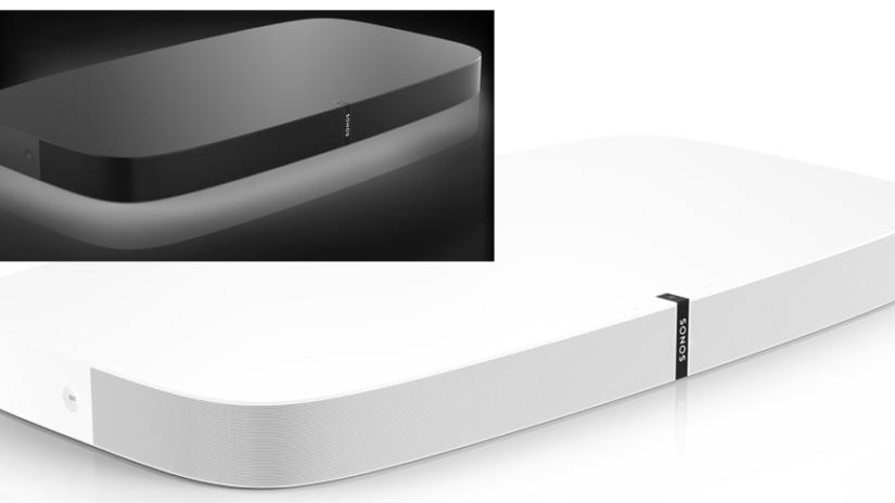 New Sonos Under TV Speaker; PlayBase