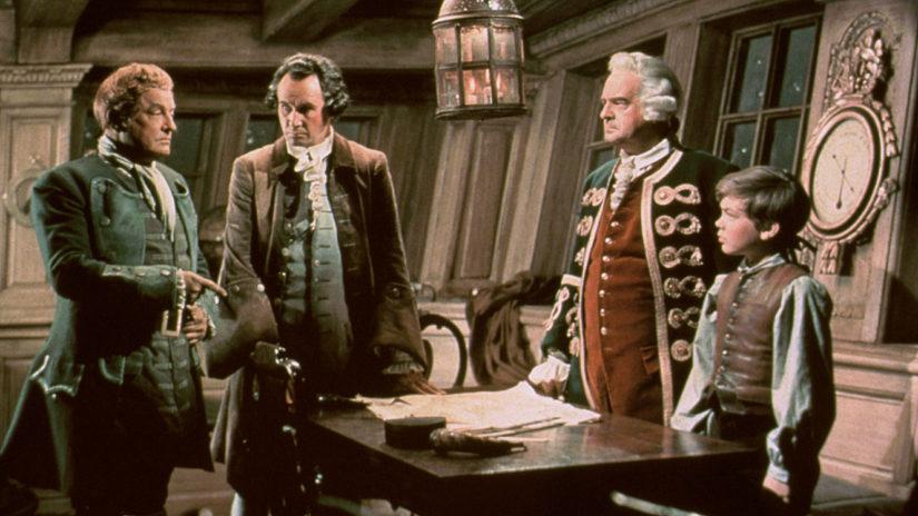 Treasure Island (1950) Blu-ray Review