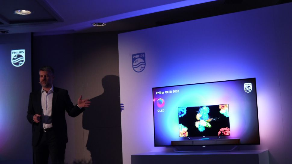 philips announces new oled 4k uhd television home theater forum. Black Bedroom Furniture Sets. Home Design Ideas