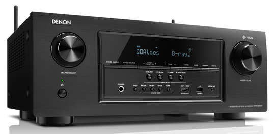 Denon's New S-Series Receivers Deliver High Performance, High Value and Exceptional Sound