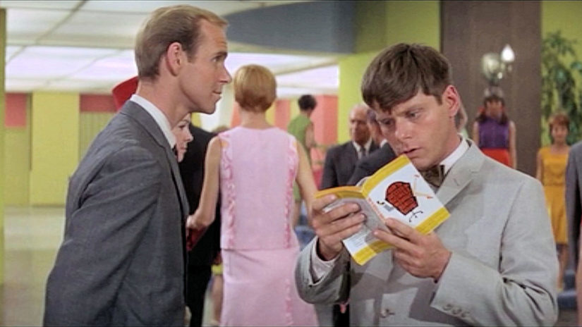 How to Succeed in Business Without Really Trying Blu-ray Review