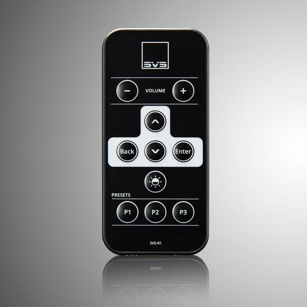 SVS SB-16 Ultra remote