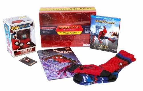 Spider-Man™: Homecoming Limited-Edition Gift Box Available Today Exclusively at Walmart