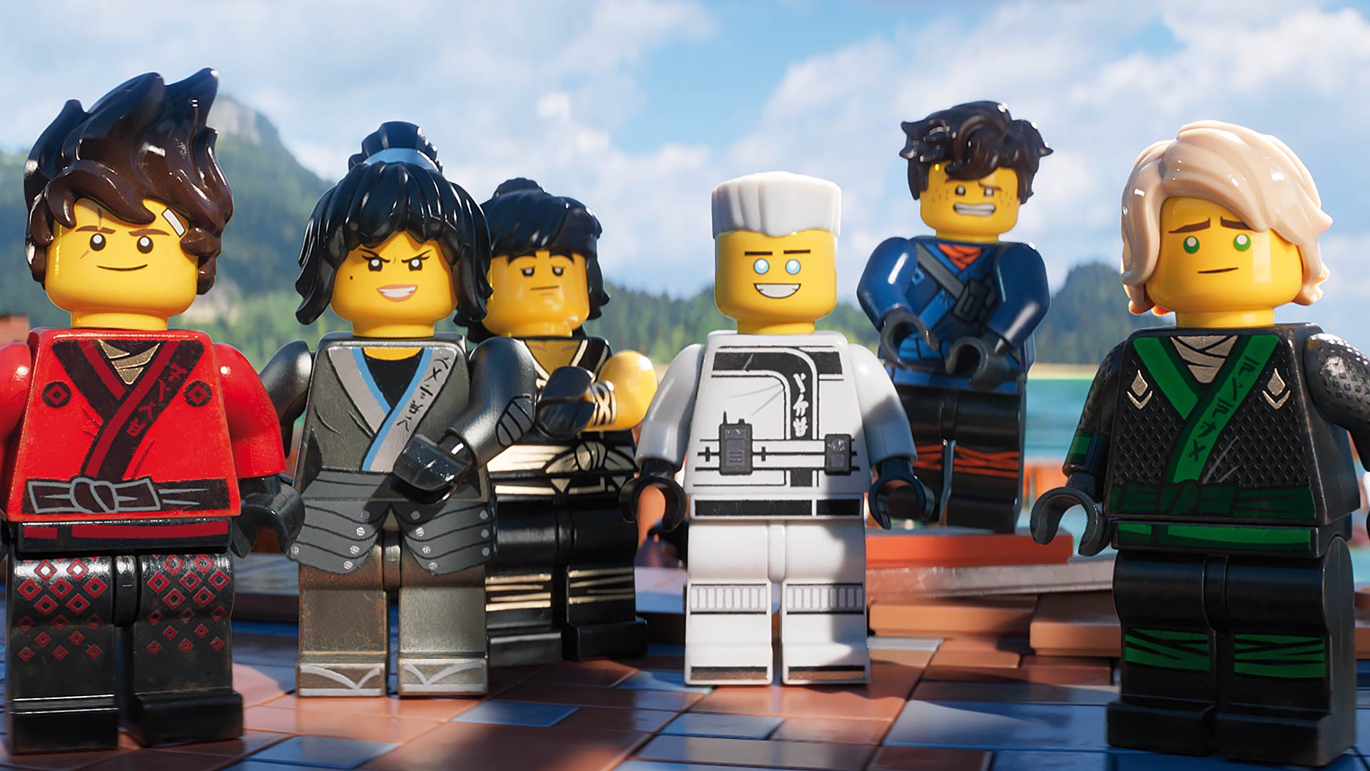 The Lego Ninjago Movie UHD Review • Home Theater Forum