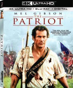 The Patriot 4K