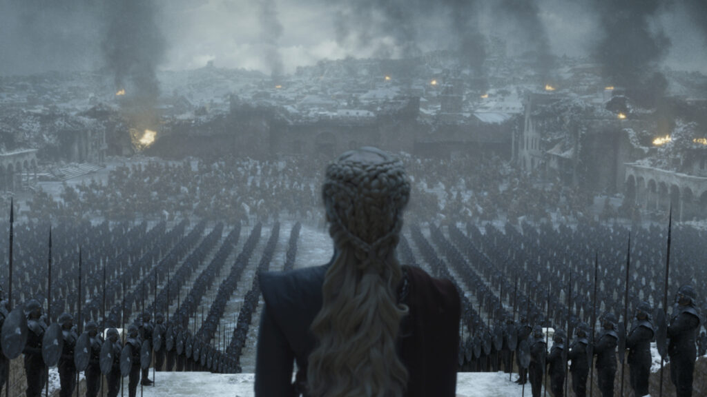 Digital Review - Game of Thrones: Season 8 Vudu HDX Review