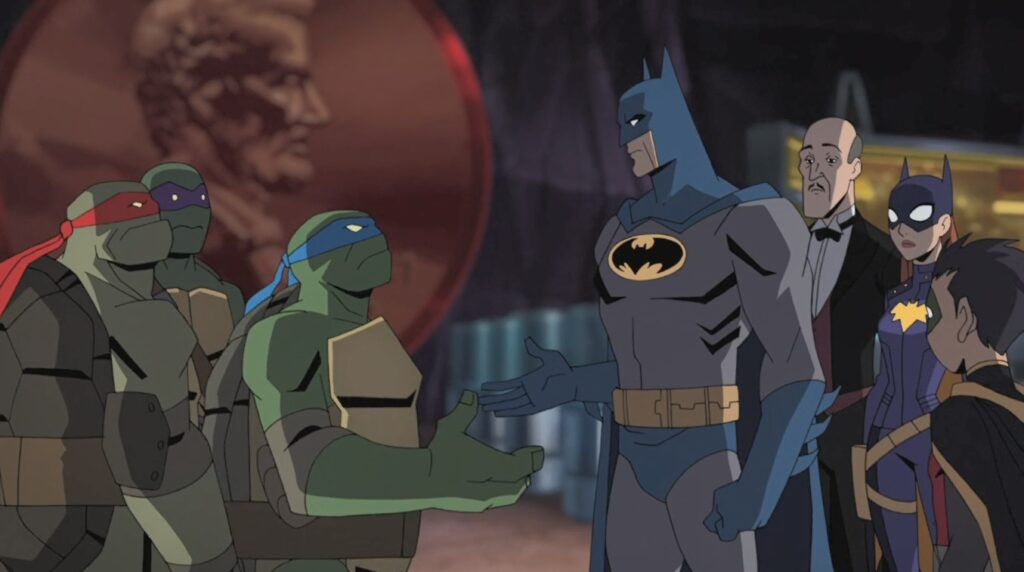 Batman Vs Teenage Mutant Ninja Turtles Uhd Review Recommended Home Theater Forum Home Theater Forum