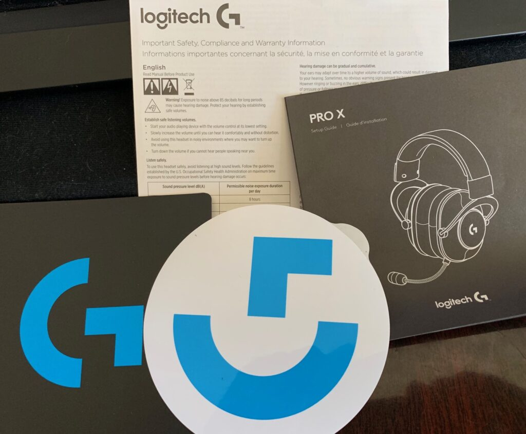 Logitech Pro X Gaming Headset - HTF Hardware Review • Home