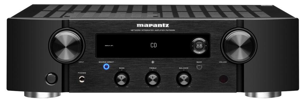 Marantz PM7000N front panel